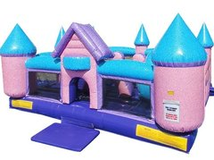 5-1 Princess Palace Obstacle 16x20